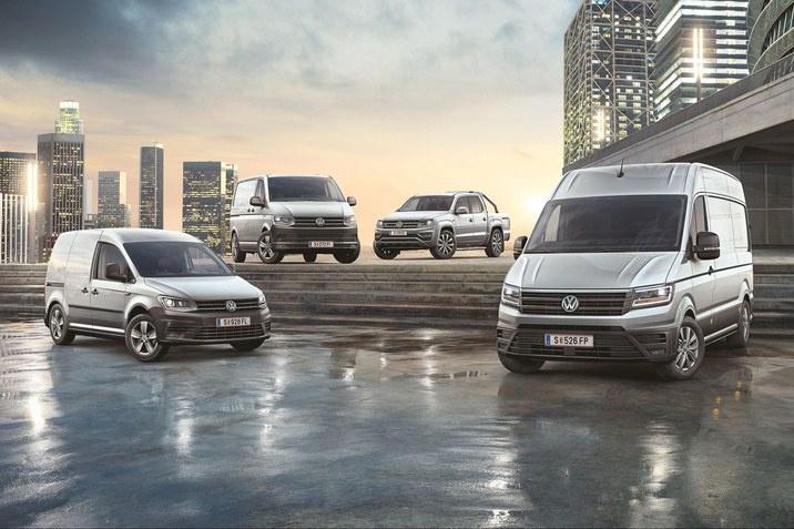 Акція на склад VW Комерційні автомобілі.
