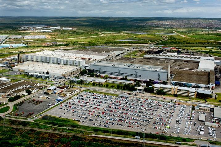 Аргентинський завод VW Group в Пачеко