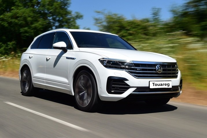 Розширена гарантія на VW Touareg