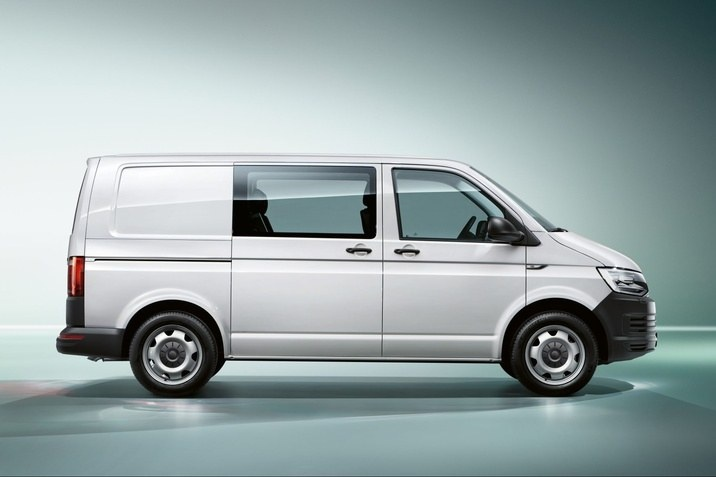 T6 Transporter Van Plus