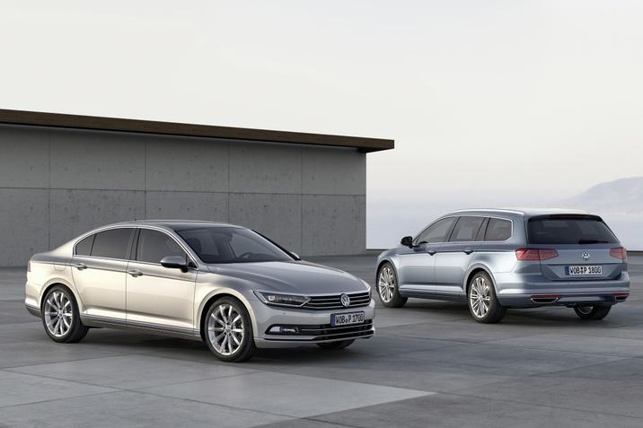 Обмежена партія Volkswagen Passat