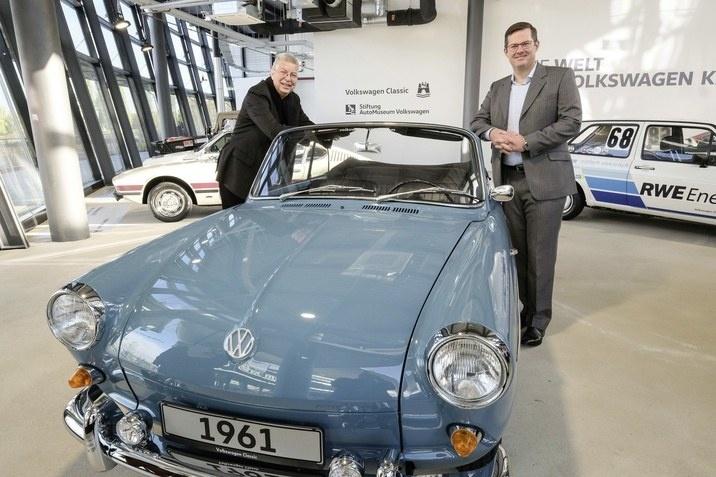 Відкриття галереї Volkswagen Classic